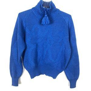Obermeyer Sport Womens Sz M Long Sleeve Sweater